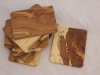 Rectangular Spalted Beech Boards