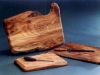 Elm Boards and Knives