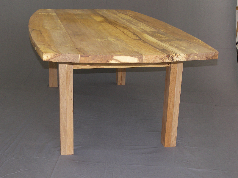 Spalted Beech dinning table