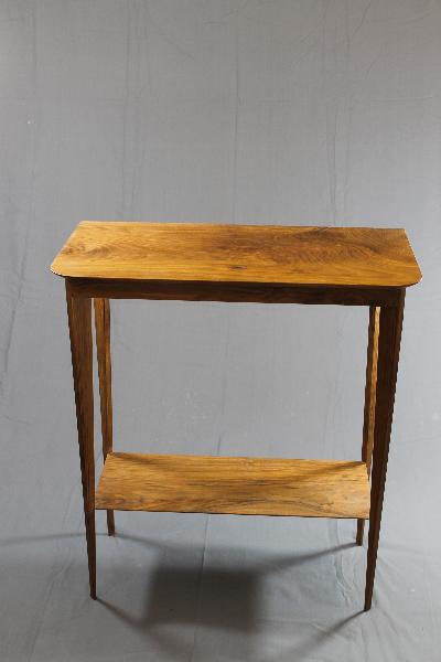 Walnut Hall Table