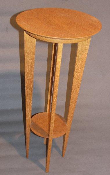 Oak Tall Table