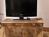 English Walnut TV Cabinet